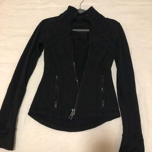 Black lululemon jacket